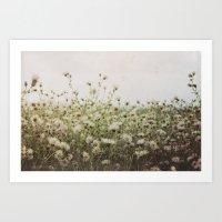 [fiori] Art Print