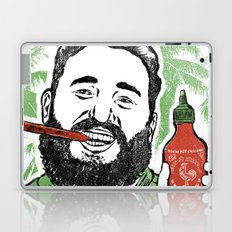 Castro Sauce Laptop & iPad Skin