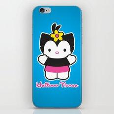 Hellooo Nurse iPhone & iPod Skin