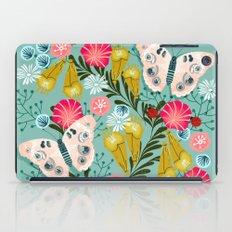 Buckeye Butterly Florals by Andrea Lauren  iPad Case