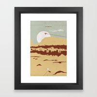 Uncharted Framed Art Print