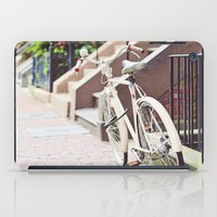Bike Alongside Stoops In… iPad Case