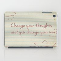 It's How You See It iPad Case