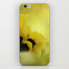 Beautiful Imperfection iPhone & iPod Skin