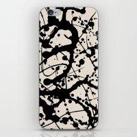 Cheers to Pollock iPhone & iPod Skin