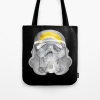 stormtrooper x-ray Tote Bag