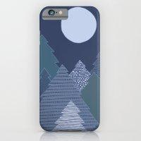 Magic Night Trees iPhone 6 Slim Case