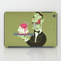 Brain Food iPad Case