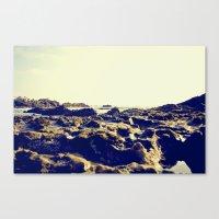 You Can Hear The Seagull… Canvas Print
