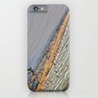 iPhone & iPod Case featuring Beach Painting. by Sarah Zanon