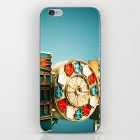 Wonder Wheel iPhone & iPod Skin