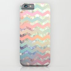 New World Chevron Pastel Slim Case iPhone 6s