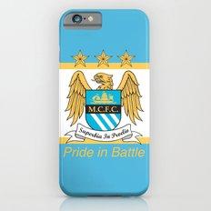 Manchester City iPhone 6 Slim Case
