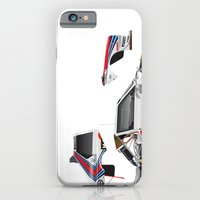 Henri Toivonen-Sergio Cr… iPhone 6 Slim Case
