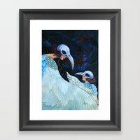 Lullaby Of Flight Framed Art Print