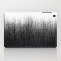 Charcoal Ombré iPad Case