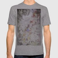 esterno autunnale Mens Fitted Tee Athletic Grey SMALL