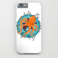 iPhone & iPod Case featuring Hexapus Ink 2 by Hexapus Ink