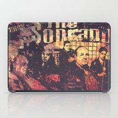 The Sopranos (in memory of James Gandolfini)1 iPad Case