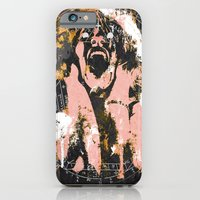 iPhone & iPod Case featuring Wicken by Fiction Design
