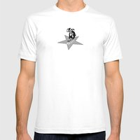 A Star Is Born Mens Fitted Tee White SMALL