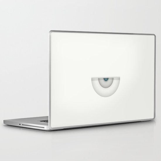 Underneath #1 Laptop & iPad Skin