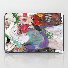 Groupuscule Moinards iPad Case