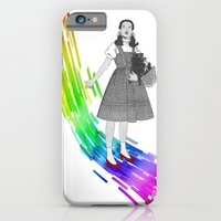 iPhone & iPod Case featuring Somewhere over the rainbow by Biscayne
