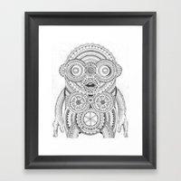Aplonon Framed Art Print