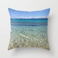 Sardinia Throw Pillow