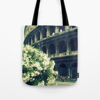 Summer in the Center Tote Bag