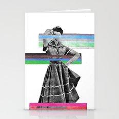 FASHION SPLASH NUMBER THREE: KLEE GIRL Stationery Cards