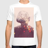 Showers (Double Exposure… Mens Fitted Tee White SMALL