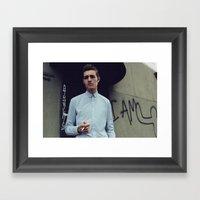 Summer In NYC Pt.2 Framed Art Print