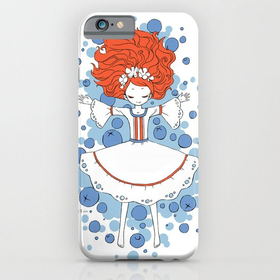 Blueberry Dream iPhone & iPod Case