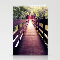 Let's Take The Long Road Stationery Cards