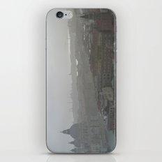 Venice sun and mist iPhone & iPod Skin