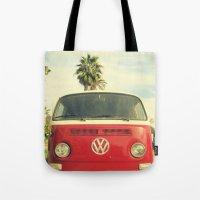 VW Coastin' Tote Bag