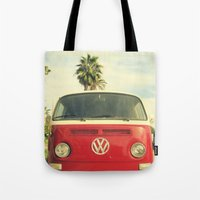 VW Coastin' Tote Bag