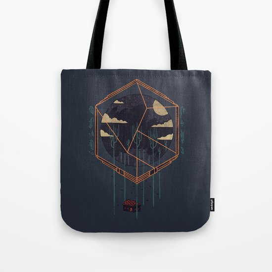 The Dark Woods Tote Bag