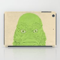 Young Professional from the Black Lagoon iPad Case