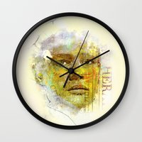 It was once Marlon B. Wall Clock