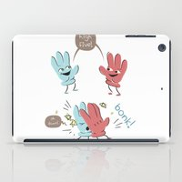 High Five (gloves Versio… iPad Case