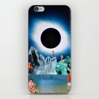 In A Beautiful Place Out… iPhone & iPod Skin