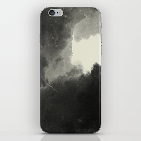 Hole In The Sky III iPhone & iPod Skin