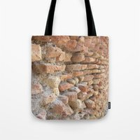 Hadrian's Wall Tote Bag