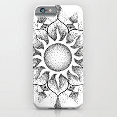 Dotwork mandala iPhone 6s Slim Case