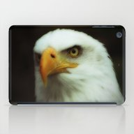 iPad Case featuring MM - Bald Eagle Portrait by Pirmin Nohr