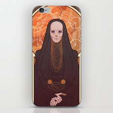 Reverend Mother iPhone & iPod Skin