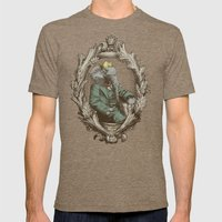Royal Portrait, 1931 Mens Fitted Tee Tri-Coffee SMALL